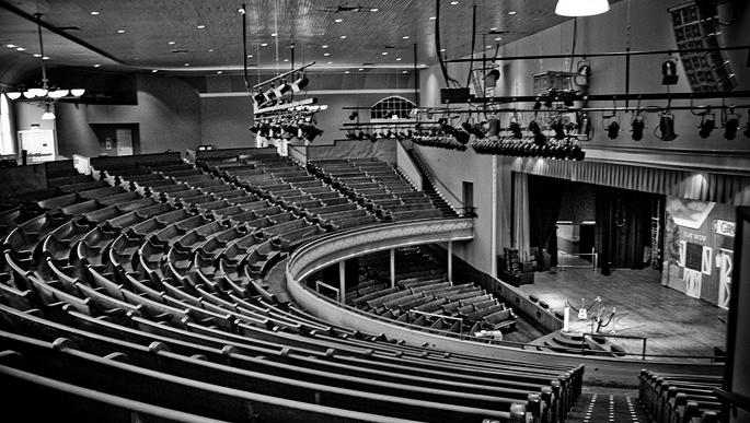 © The Ryman, Ryan McGilchrist/Flickr
