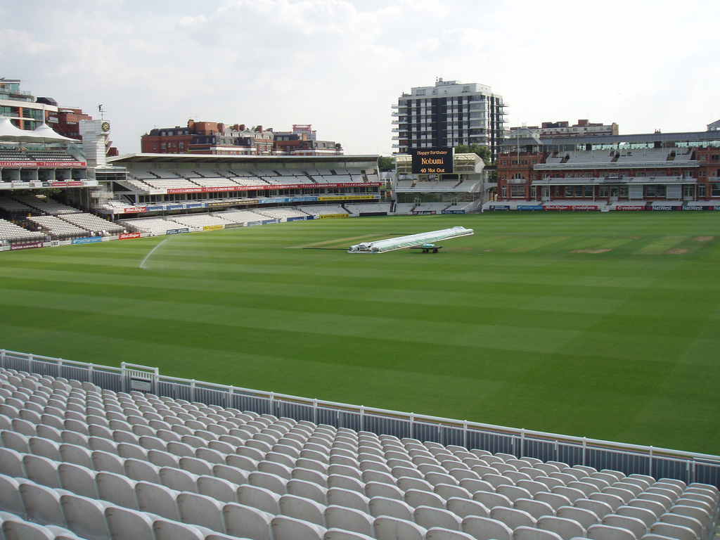 The view across Lord's Cricket Ground|©Mark Hillary/Flickr
