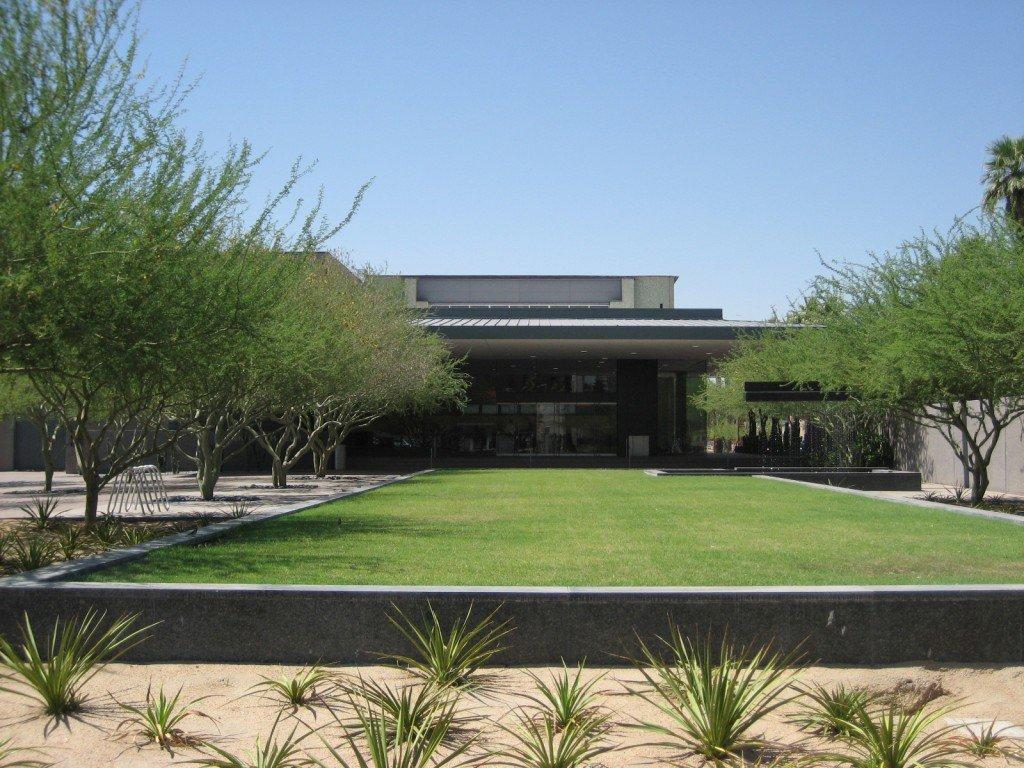 Phoenix Art Museum   © Chanel Wheeler/Flickr