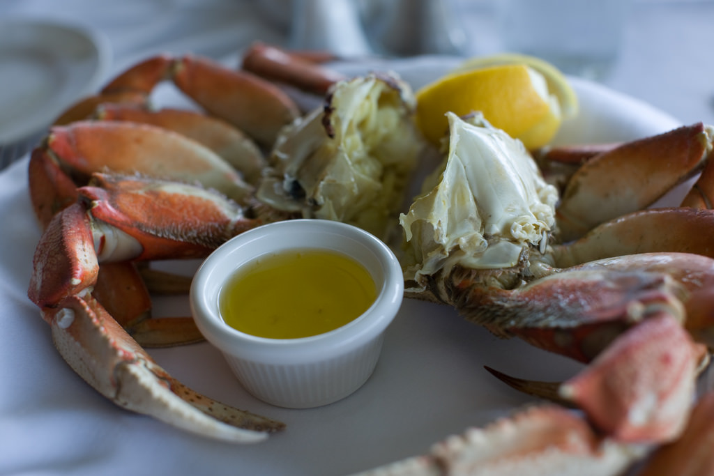 Dungeness crab © Fred Benenson/Flickr