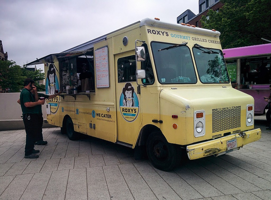 Roxy's Grilled Cheese|©Megan Marrs/Flickr
