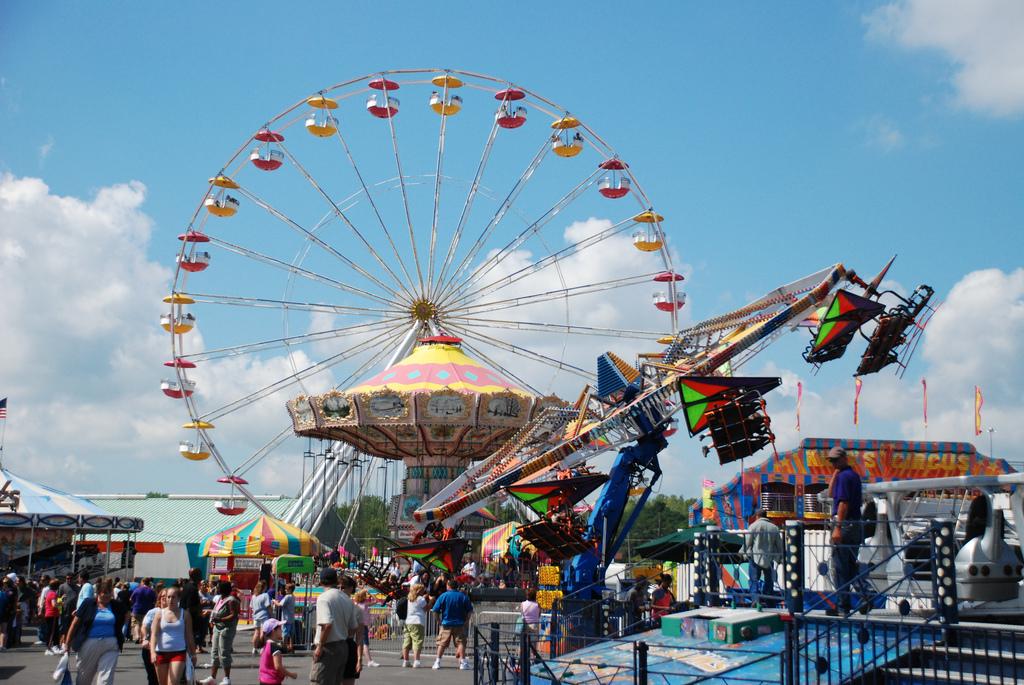 New York State Fair | © Peter Dutton/Flickr