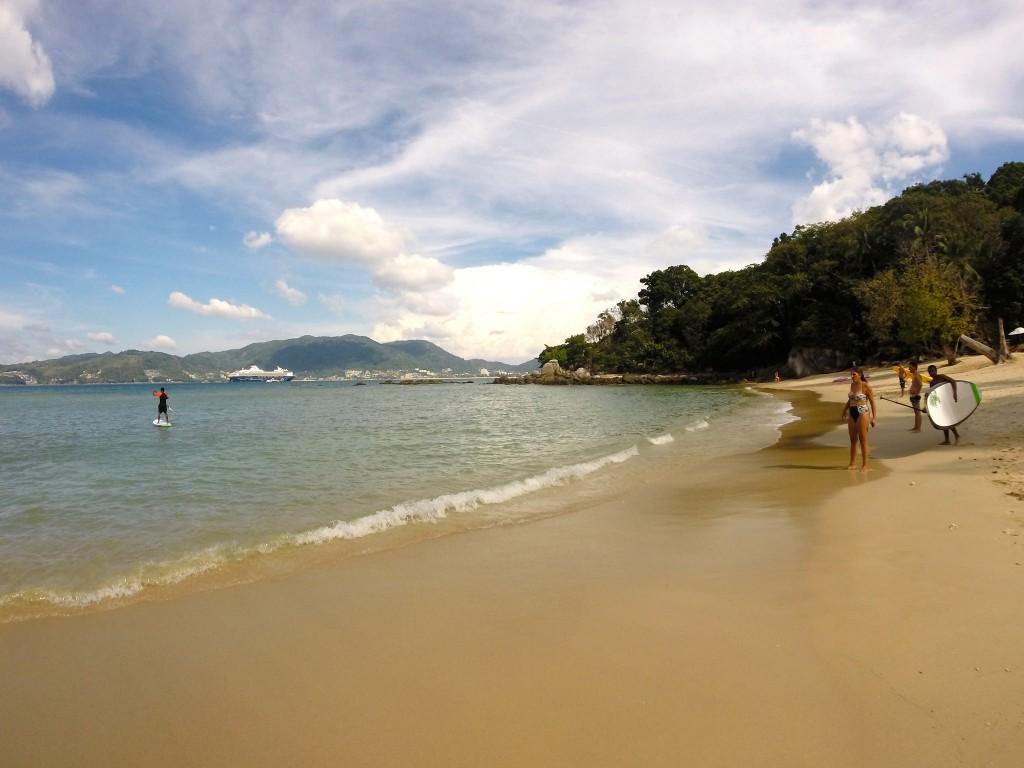 Paradise Beach Phuket/Courtesy of Kelly Iverson
