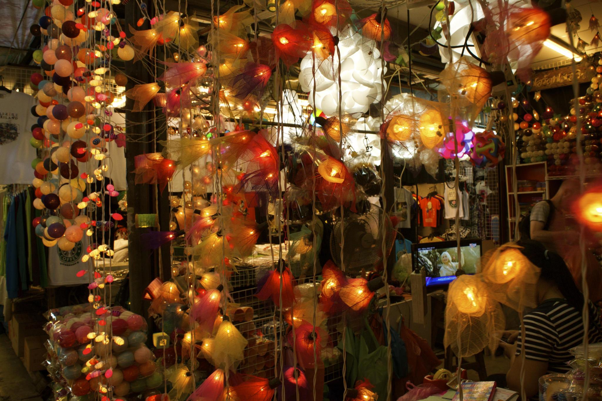 Lights. Image: Kelly Iverson