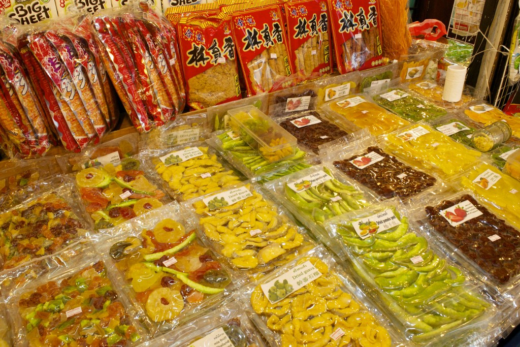 10 unique souvenirs to pick up in bangkok - Dried fruit business ...