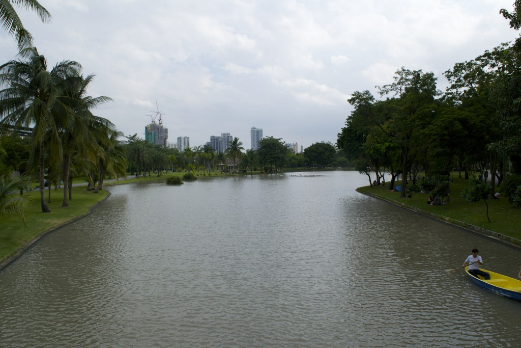Chatuchak Park/Courtesy of Kelly Iverson