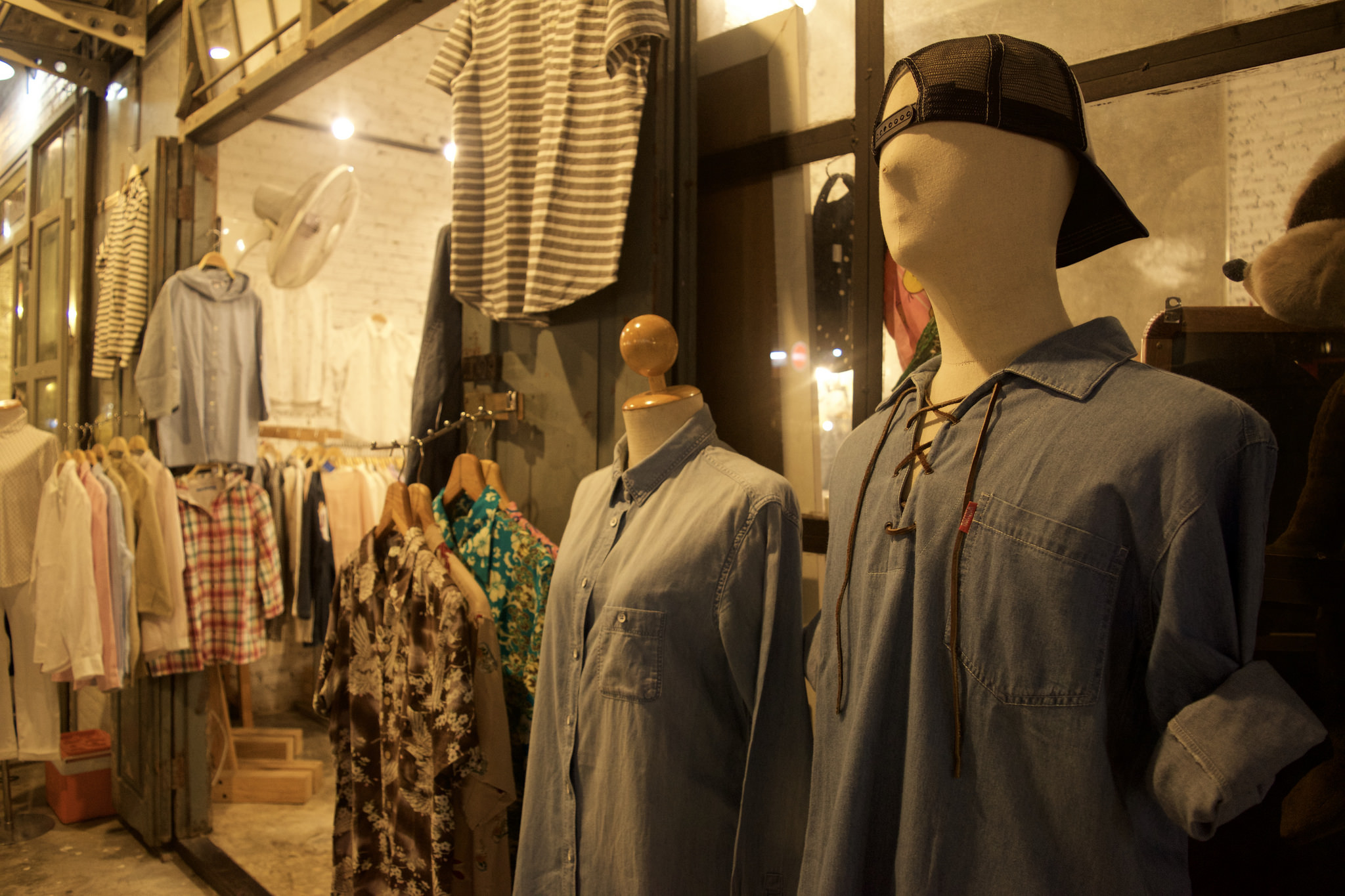 Where To Shop For Men S Wear In Bangkok