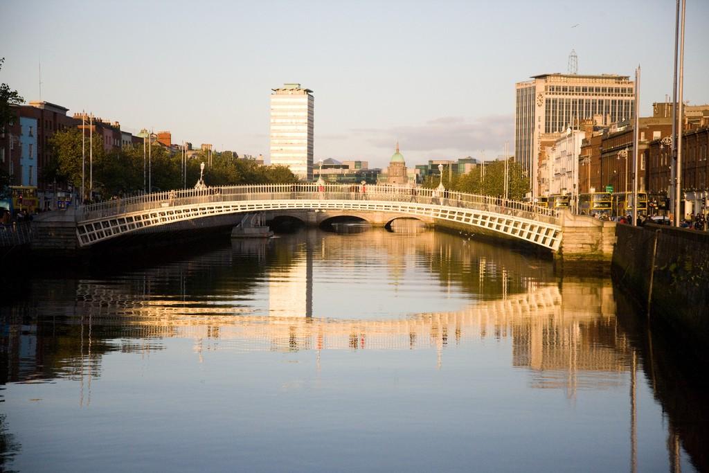 Ha'penny Bridge | © William Murphy/Flickr