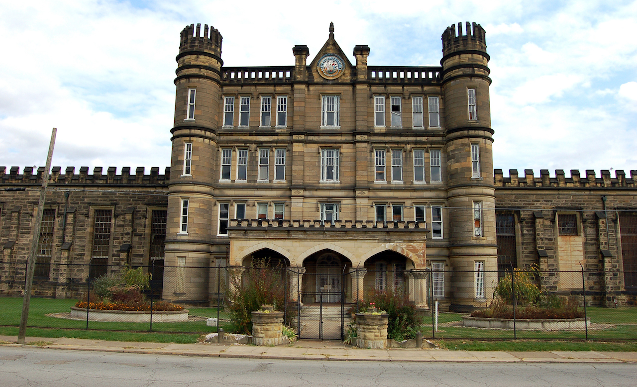 West Virginia Penitentiary | © Taber Andrew Bain/Flickr