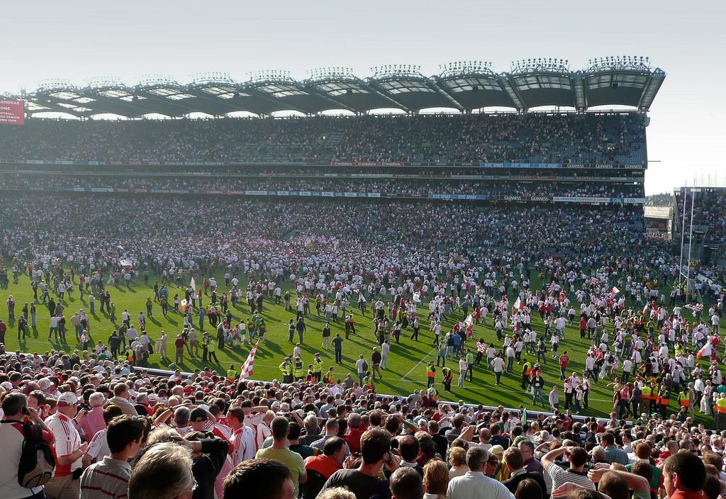 All-Ireland Football Final 2008 | ©Brendan Rankin/Flickr