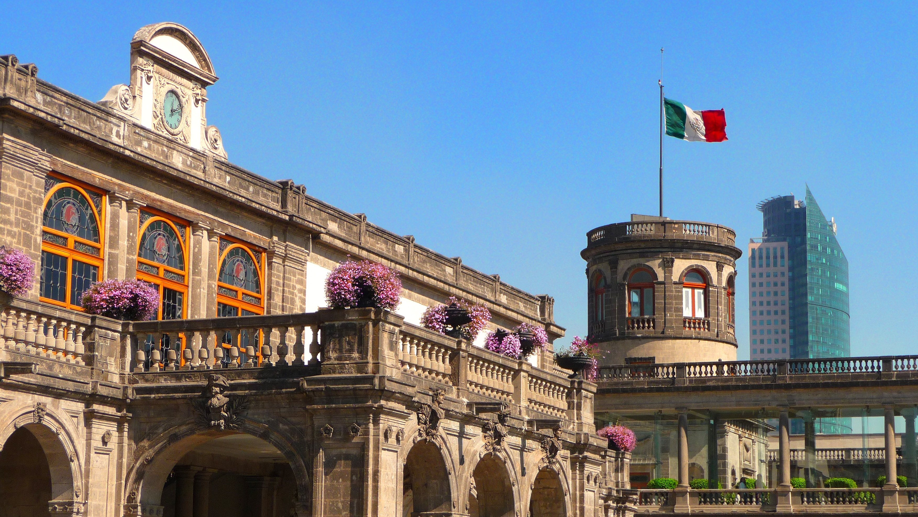 Castillo de Chapultepec | © Carlos Álvarez