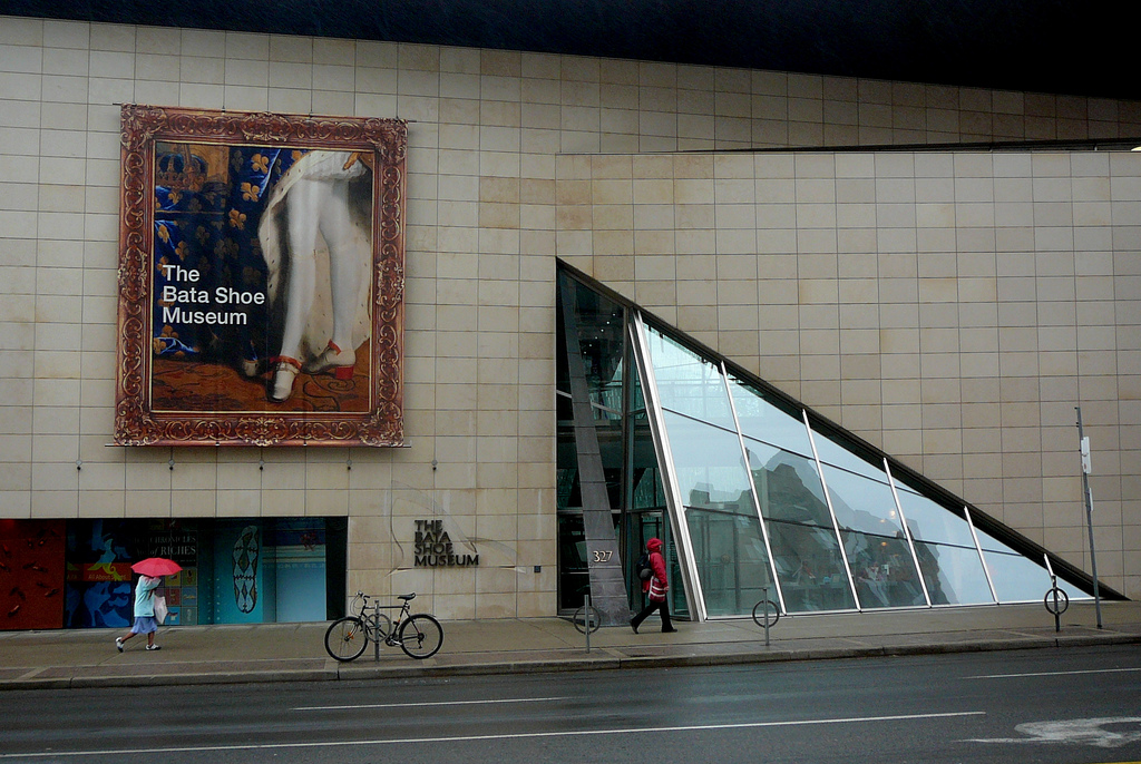 Bata Shoe Museum | © Steve Harris/Flickr