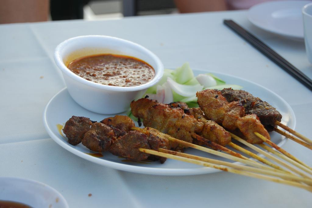 Saté and Kebabs | © Yasmina Haryono / Flickr