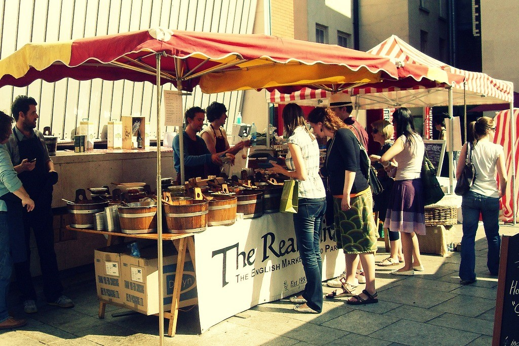 The Best Markets To Shop At In Dublin