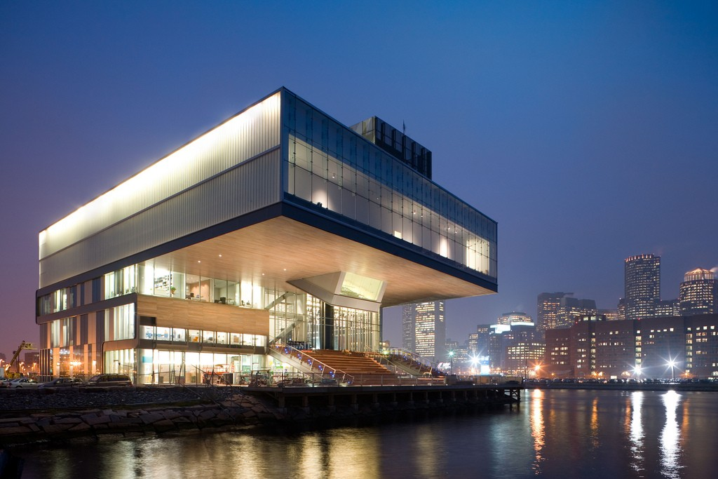 The Institute of Contemporary Art |©Smart Destinations/Flickr