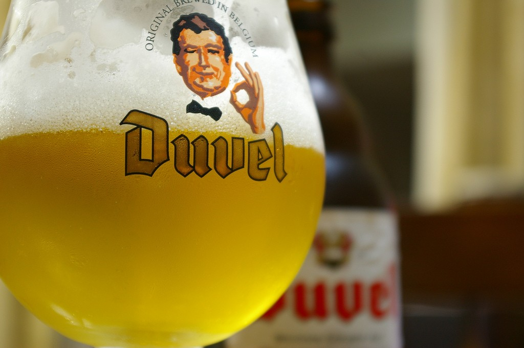 Duvel, a strong beer that's gathered a large and loyal fan group   © Takashi Kiso/Flickr