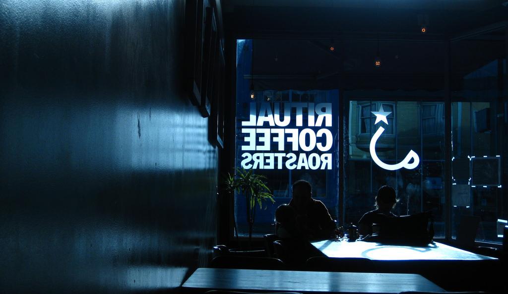 Ritual Coffee © Ishwar/Flickr