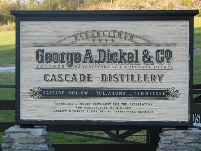 © George A. Dickel & Co. Distillery, Chris Breeze/Flickr