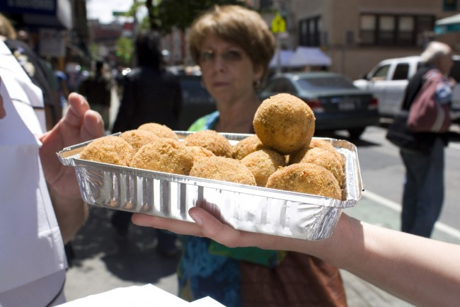 Risotto Balls | © Andy L / Flickr
