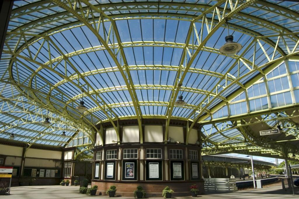 Wemyss Bay Station | © colin houston/Flickr