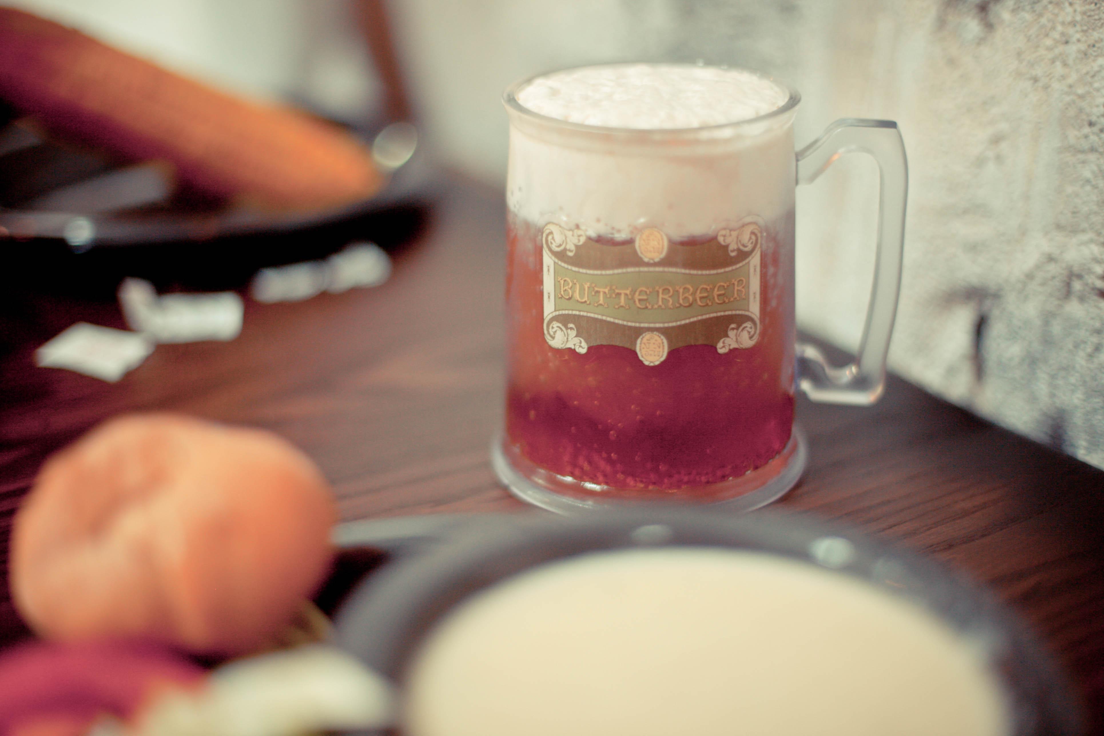 Butterbeer | © Tibbygirl/Flickr