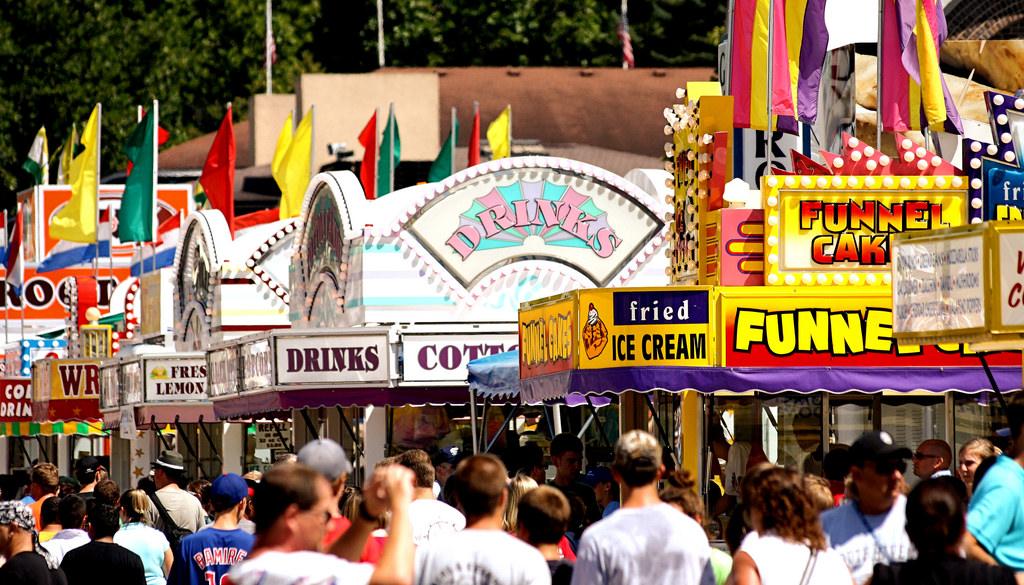 Iowa State Fair | © Phil Roeder/Flickr
