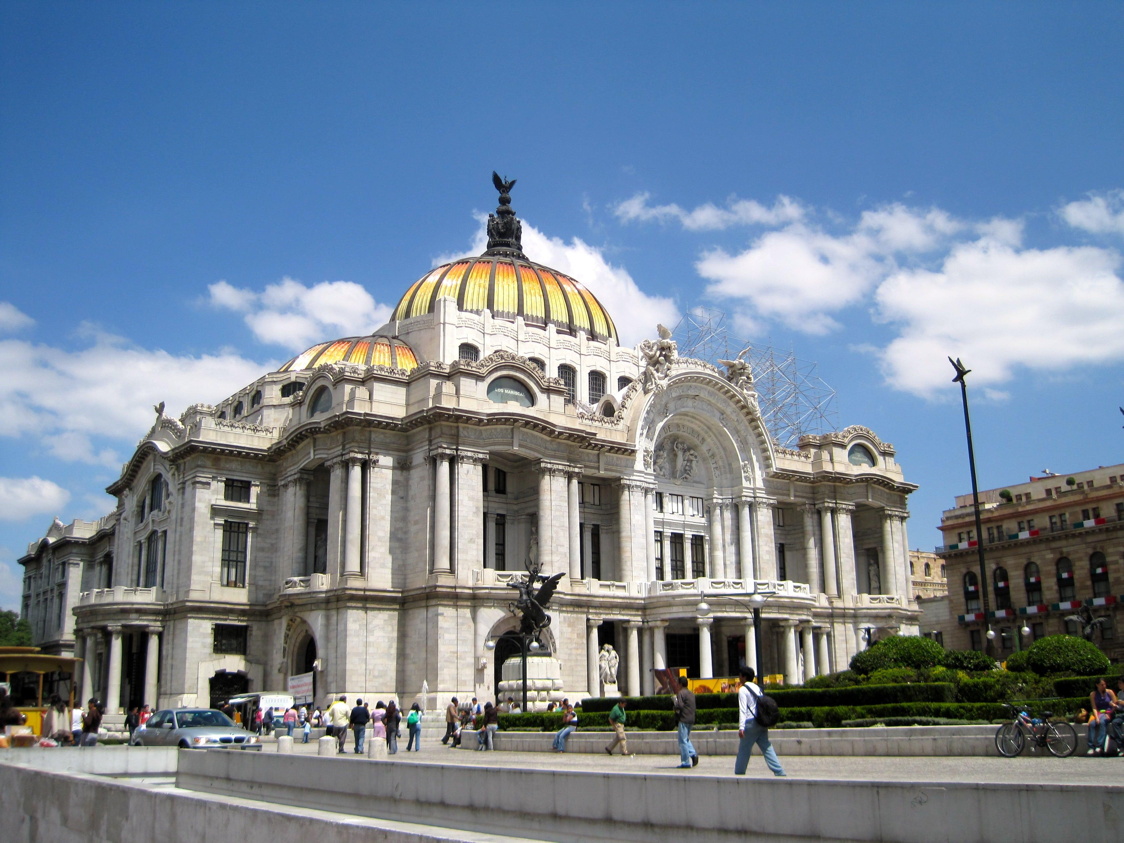 Palacio de Bellas Artes | © Jose Antonio Gelado/Flickr