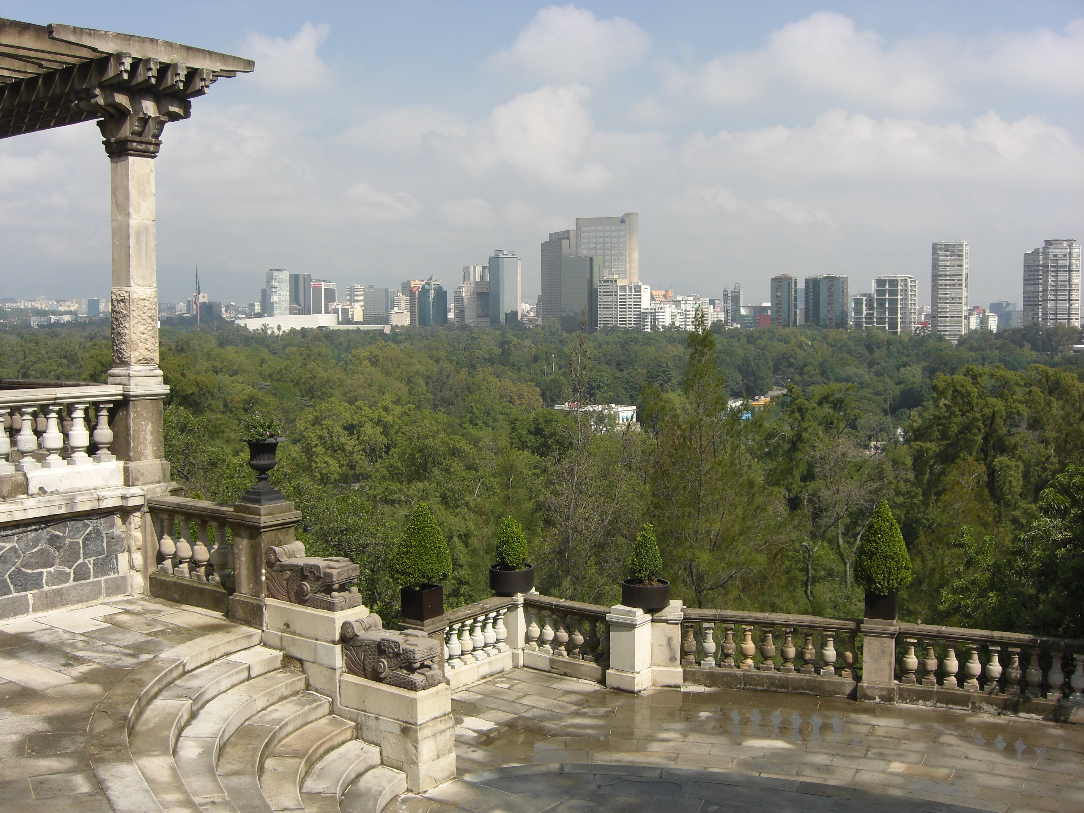 View from Castillo Chapultepec | © Olivier Bruchez/Flickr