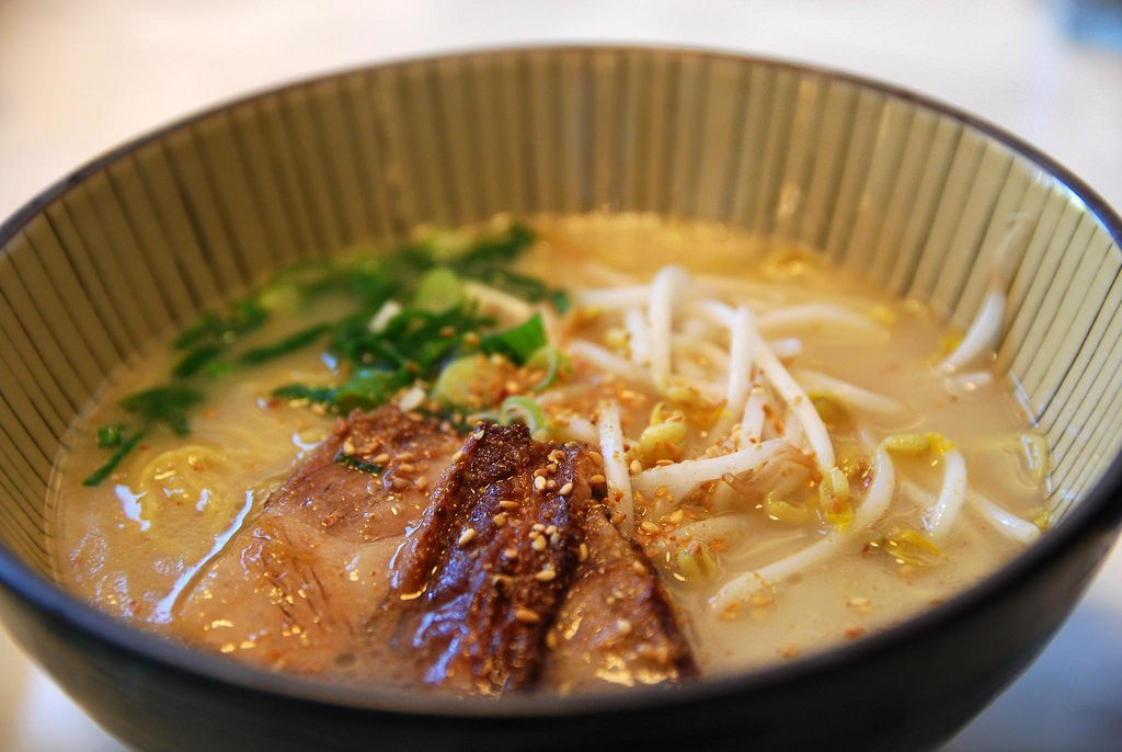 Pork soup ramen | © Alpha/Flickr