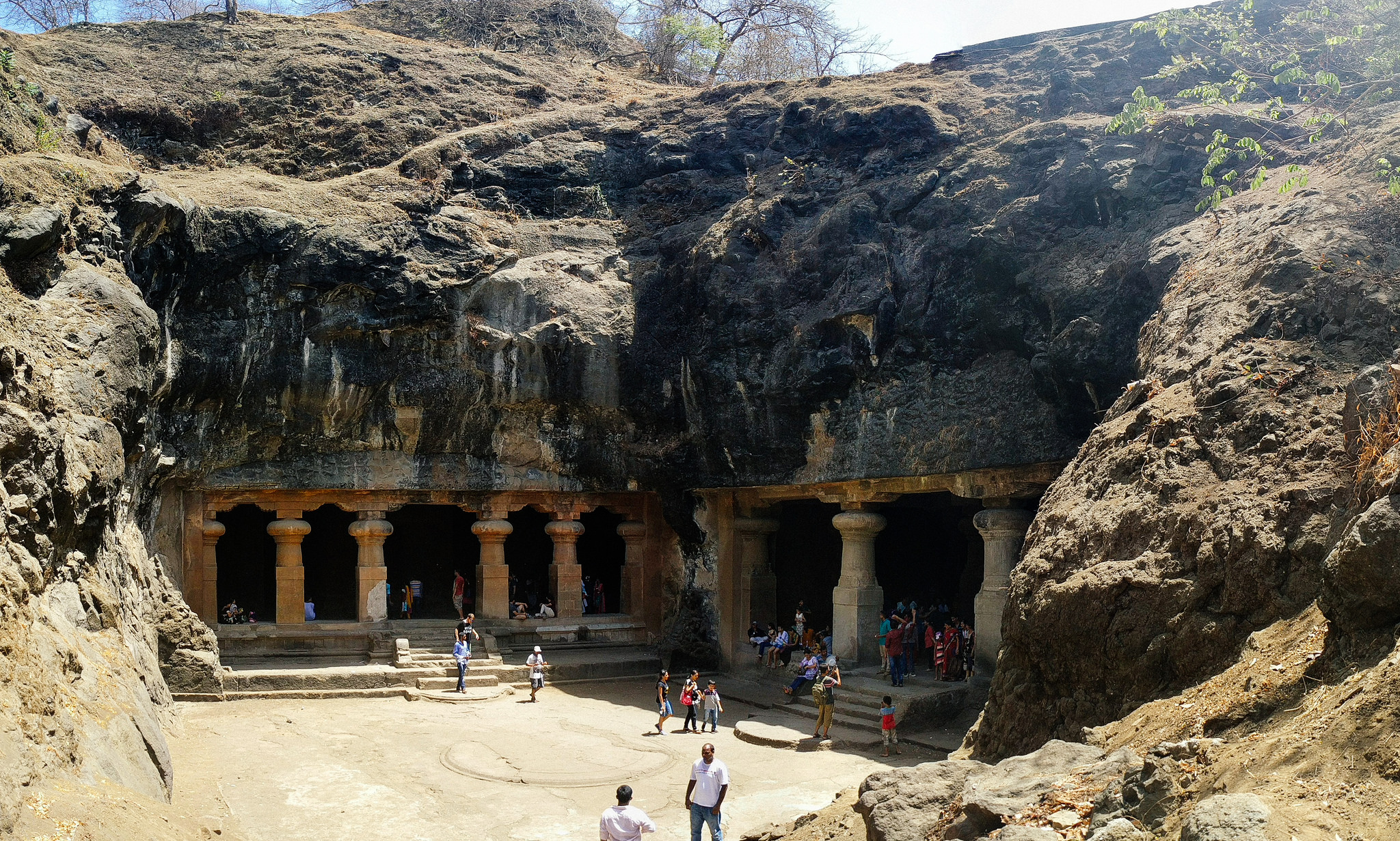 essays on elephanta the great cave of shiva The solidity of the rock obviated the need for periodic repairs, and many of the temples are in a state of good preservation to this day ad 350 to 700 compared with the brahmanical temples, they are austere and solemn cave no 10, the only chaitya at ellora, is in the form of a chapel, reminiscent of ajanta and elephant.