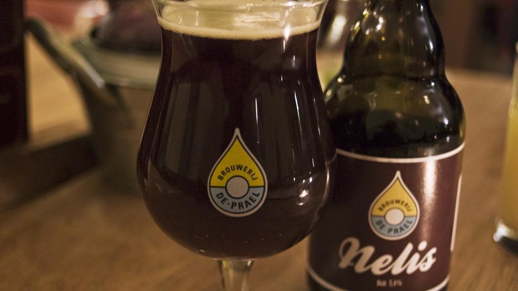 One of De Prael's beers | © Omid Tavallai / Flickr