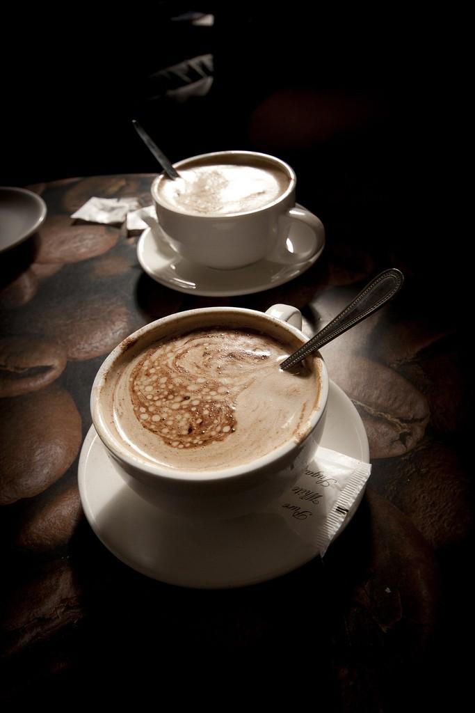 Coffee at Café Luna| ©Conor Luddy/Flickr