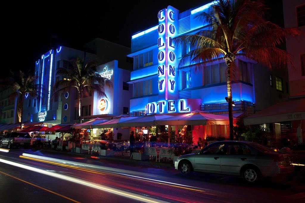The Colony Hotel, South Miami Beach | Jimmy Baikovicius/Flickr