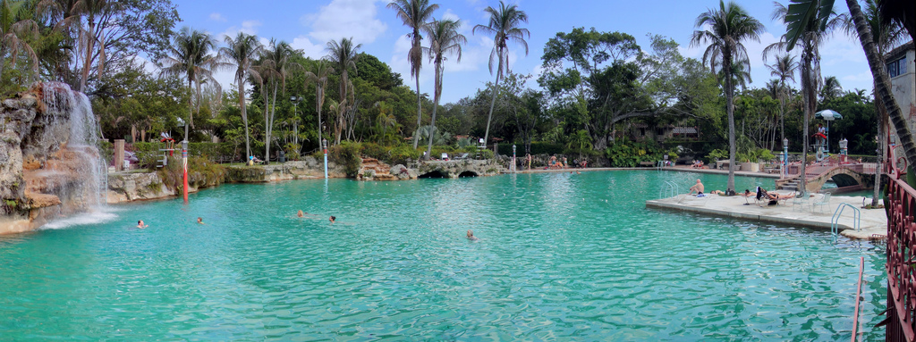 Venetian pool coral gables a south florida must visit for Pool show coral gables