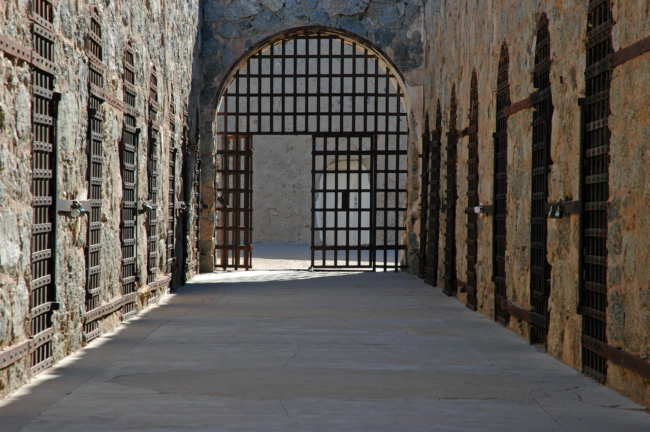 Arizona Territorial Prison, Yuma, Arizona | © Woody Hibbard/Flickr