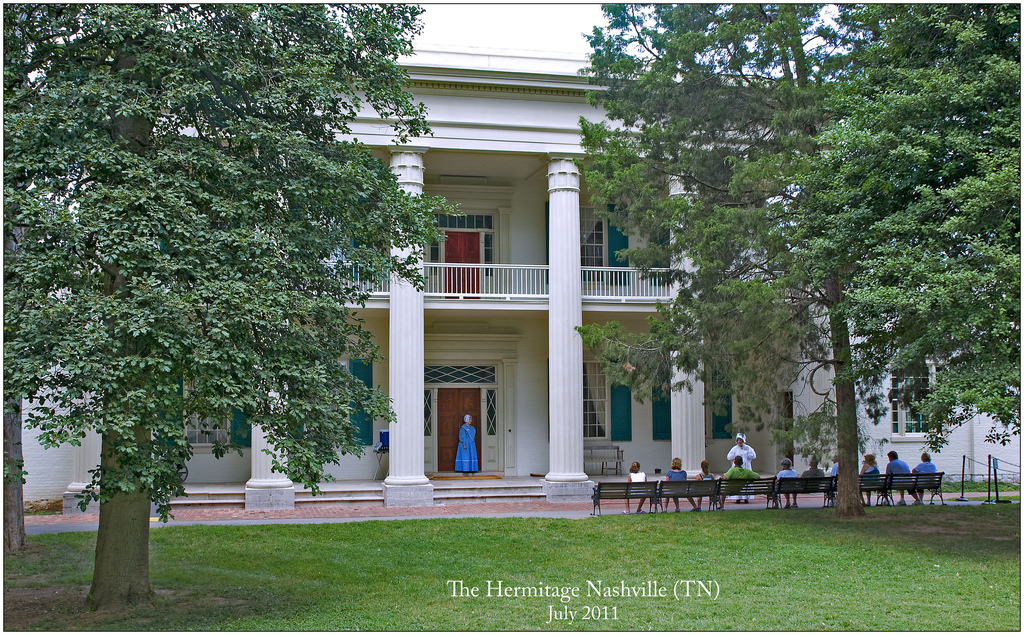 © The Hermitage Nashville (TN) July 2011, Ron Cogswell/Flickr