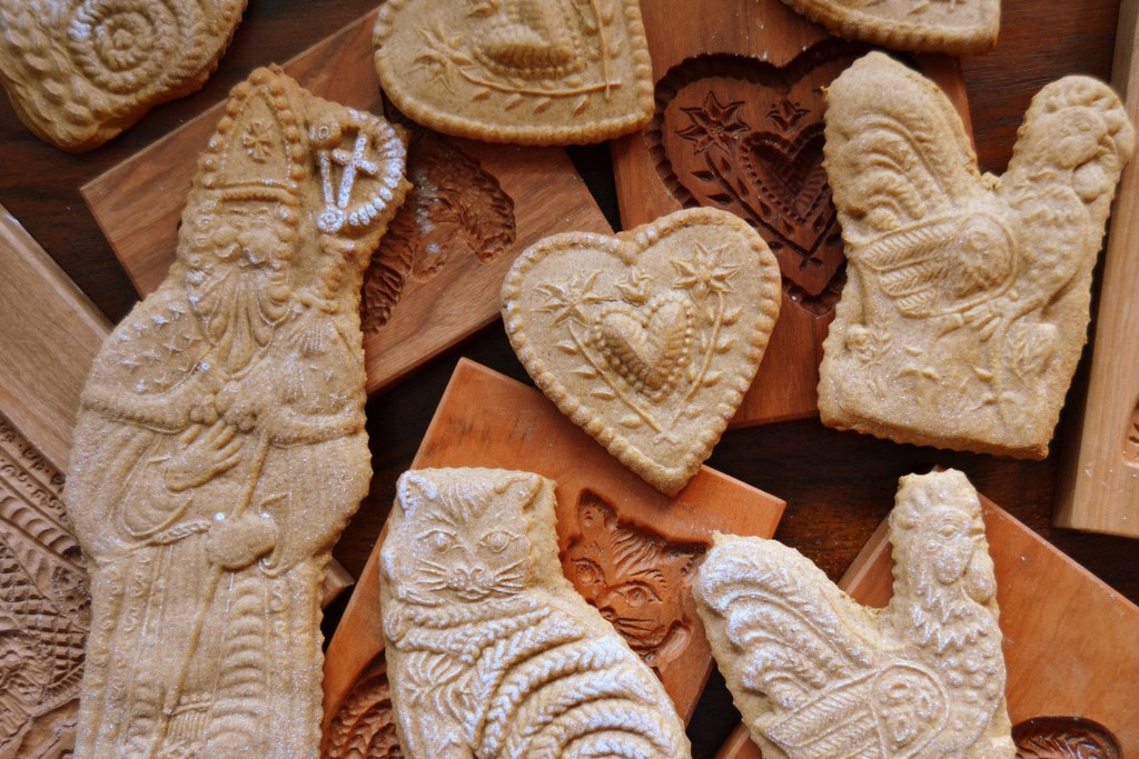 One of the most delightful things about speculoos is that you never know which shape you're going to come across | © Turku Gingerbread/Flickr