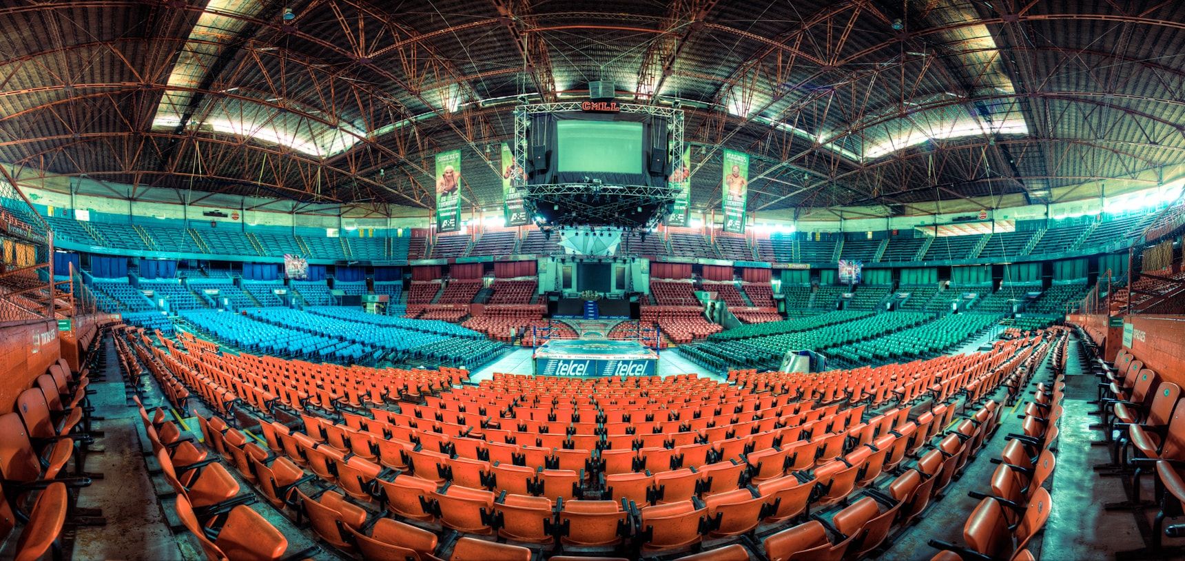 Arena México | © Carlos Adampol Galindo/Flickr
