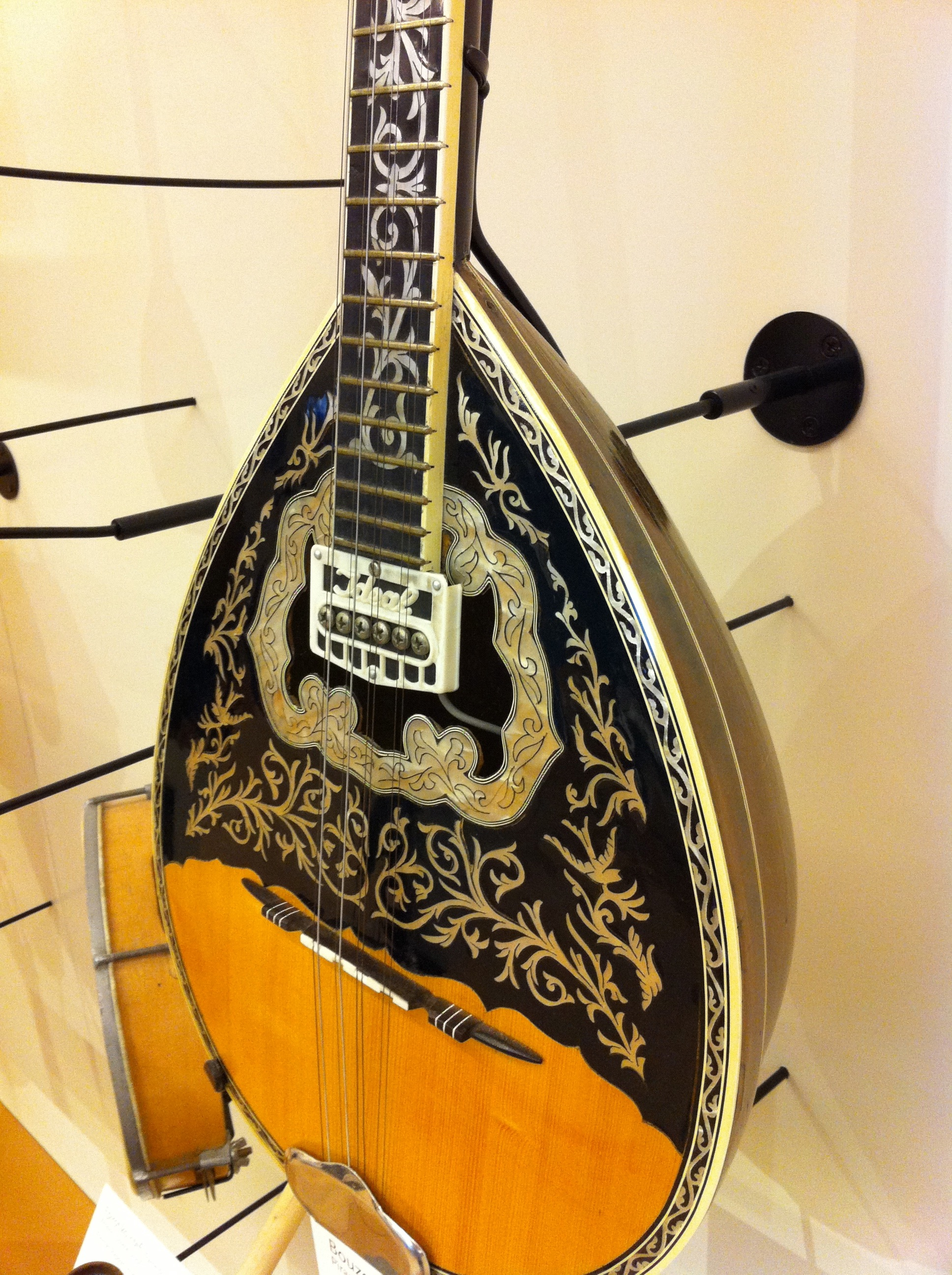 An Introduction To The Bouzouki: Greece's National Instrument