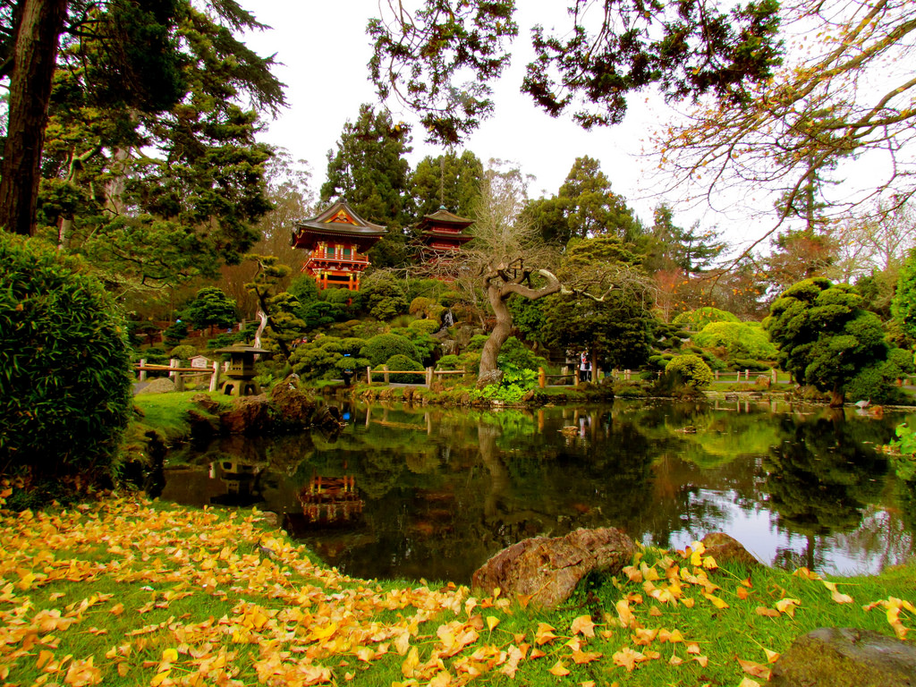 Japanese Tea Garden © Jeff Gunn/Flickr