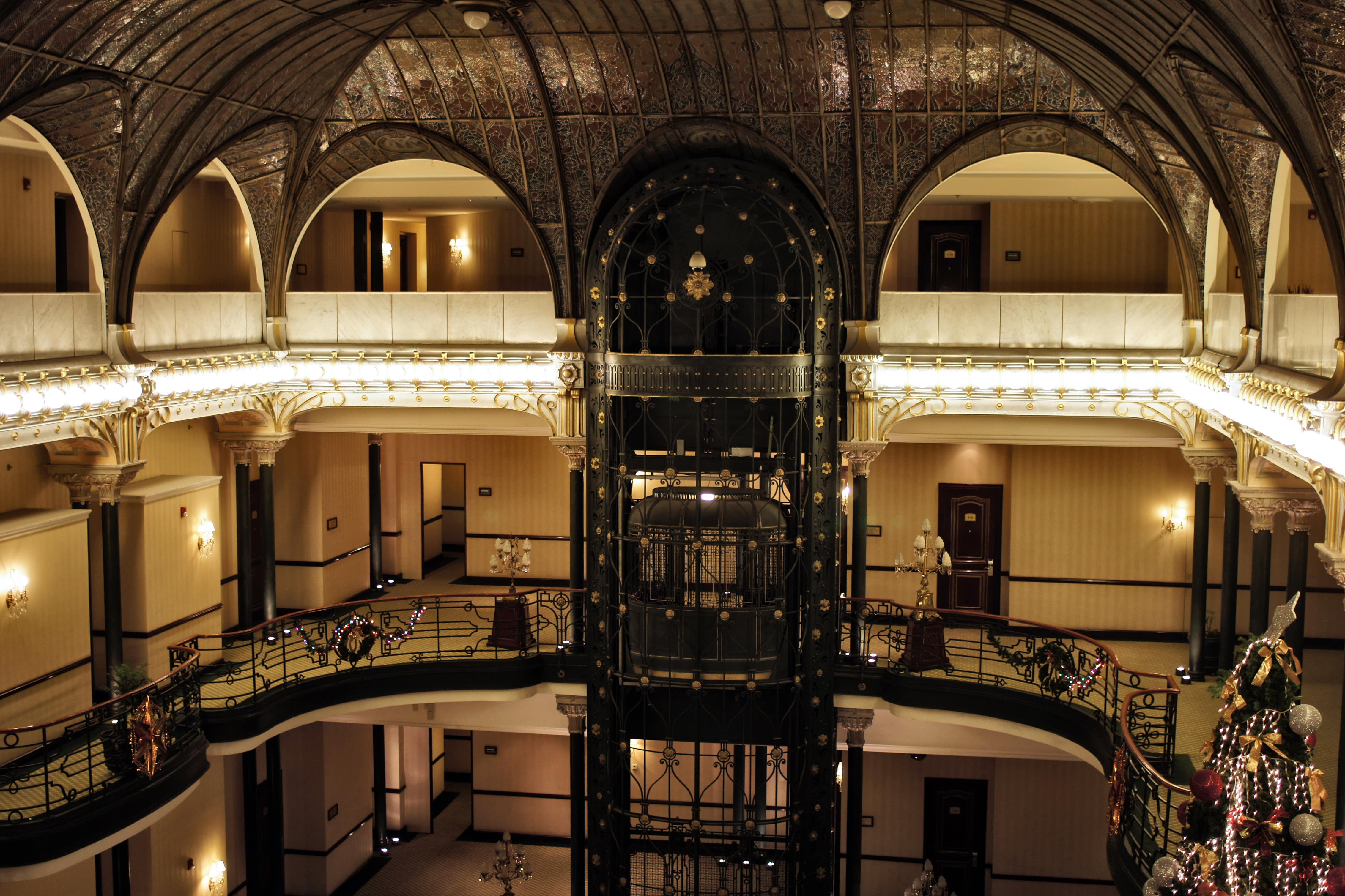 Gran Hotel | © www.haaijk.nl/Flickr