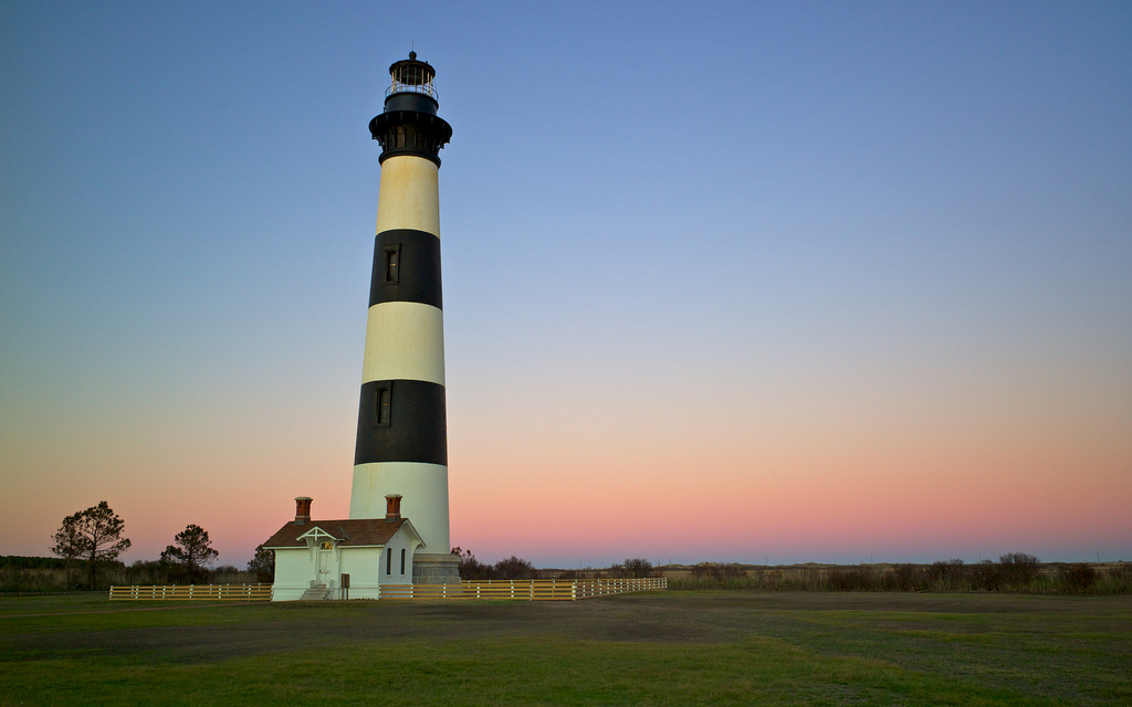 Bodie Lighthouse, North Carolina | © squishyray/Flickr