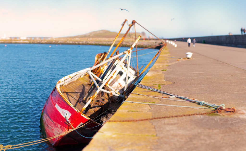 The East Pier, Howth | ©MiguelMendez/Flickr
