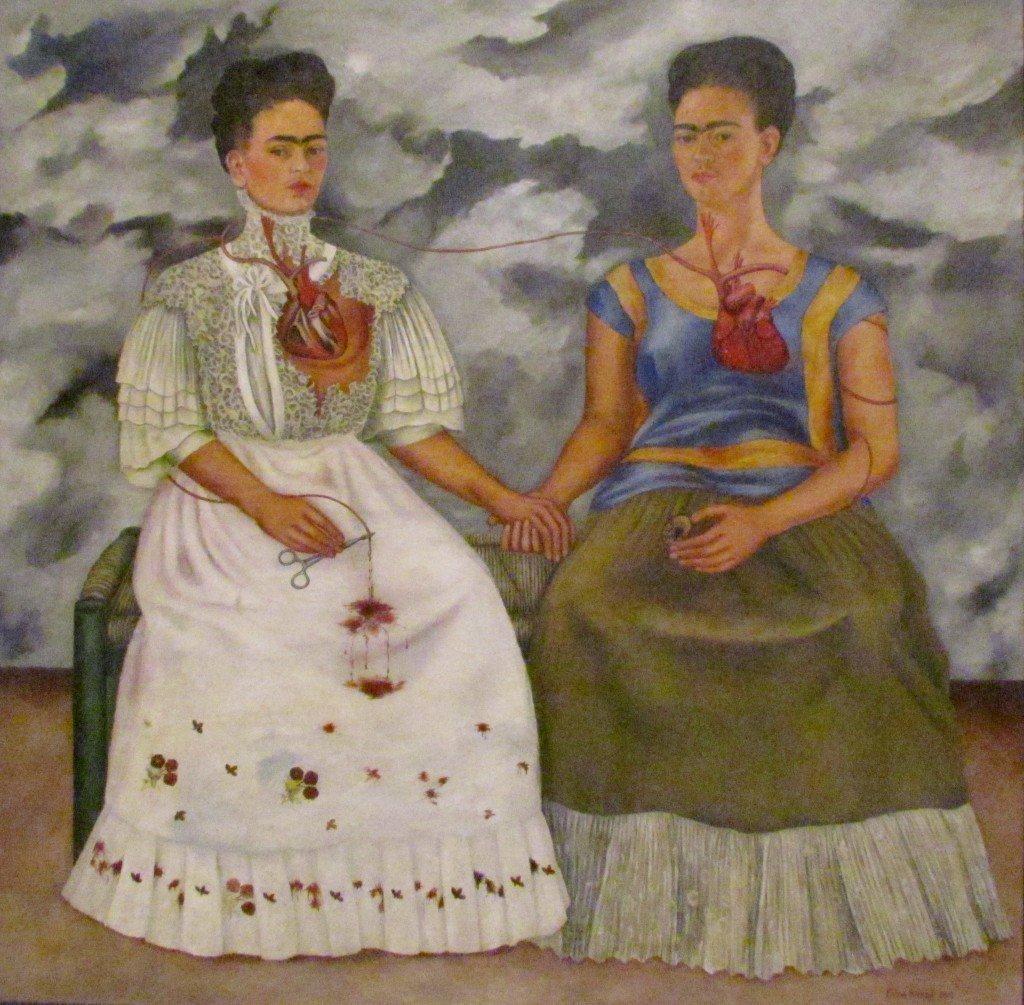 Las dos Fridas | © Ed Uthman/Flickr