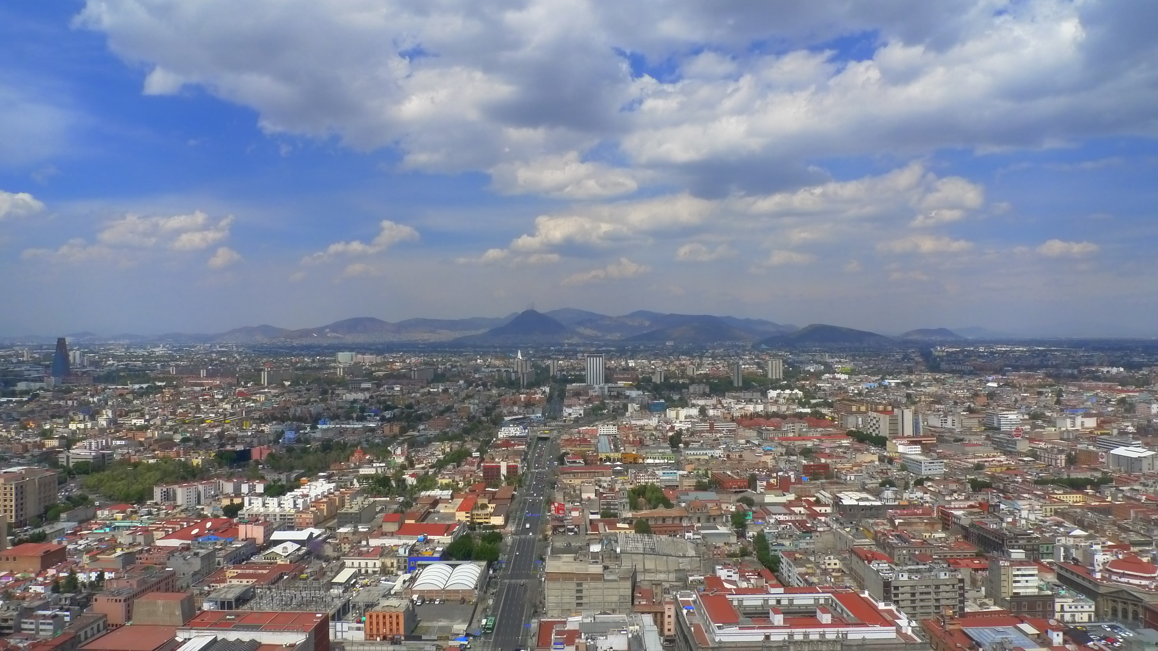 View from Torre Latinoamericana | © Nacho Pintos/Flickr