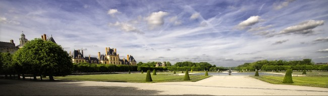 Where Is Europe >> A Day Trip From Paris To Fontainebleau