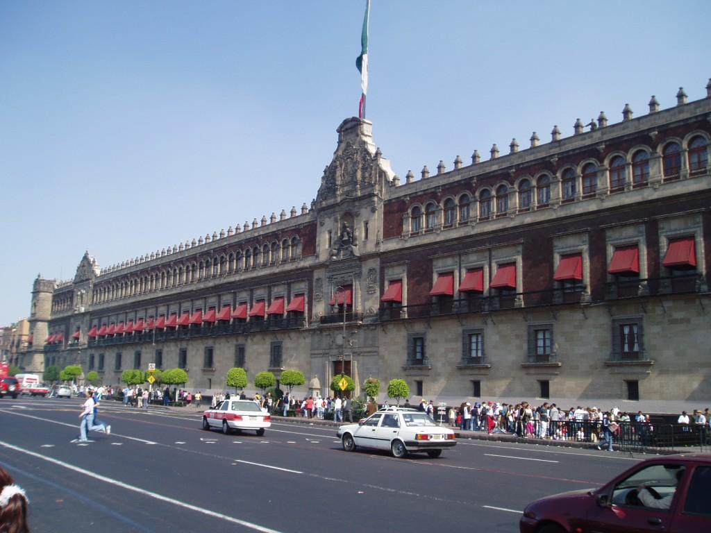 Palacio Nacional | © Steve Cadman/Flickr