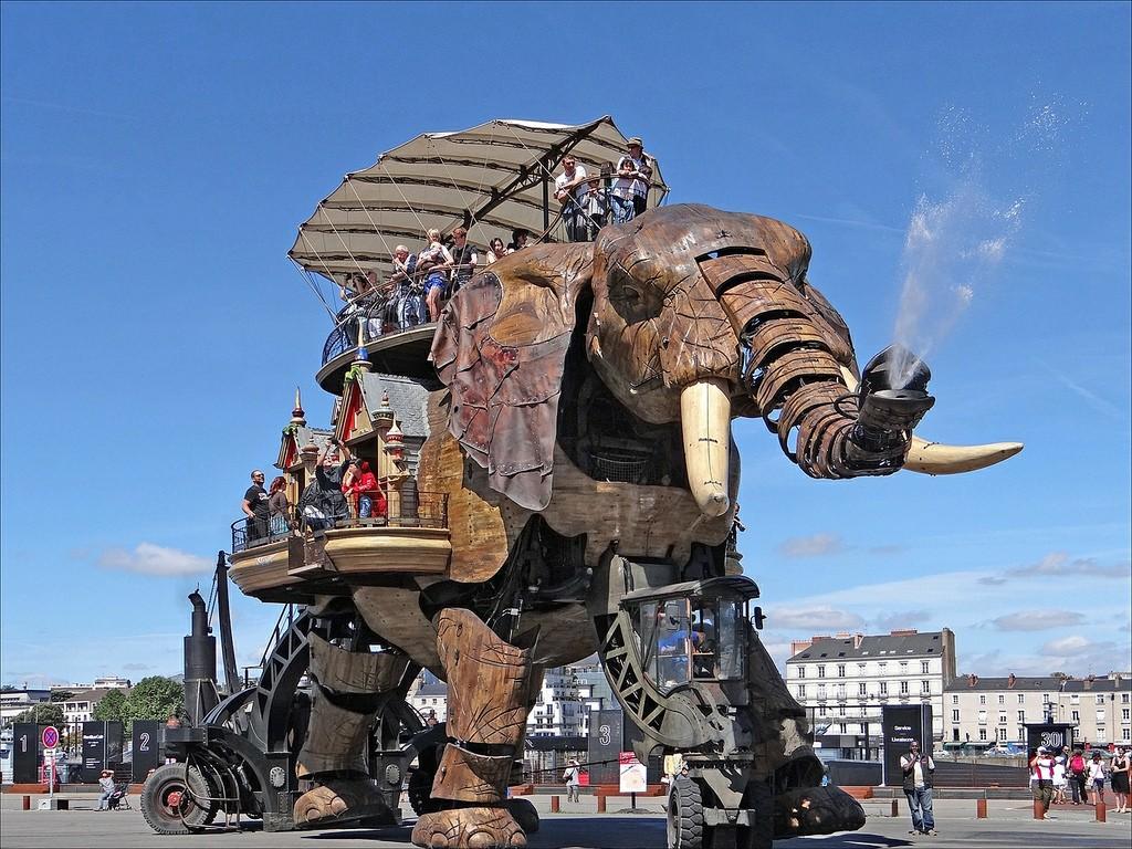 Le Grand Éléphant | © Jean-Pierre Dalbéra, Flickr