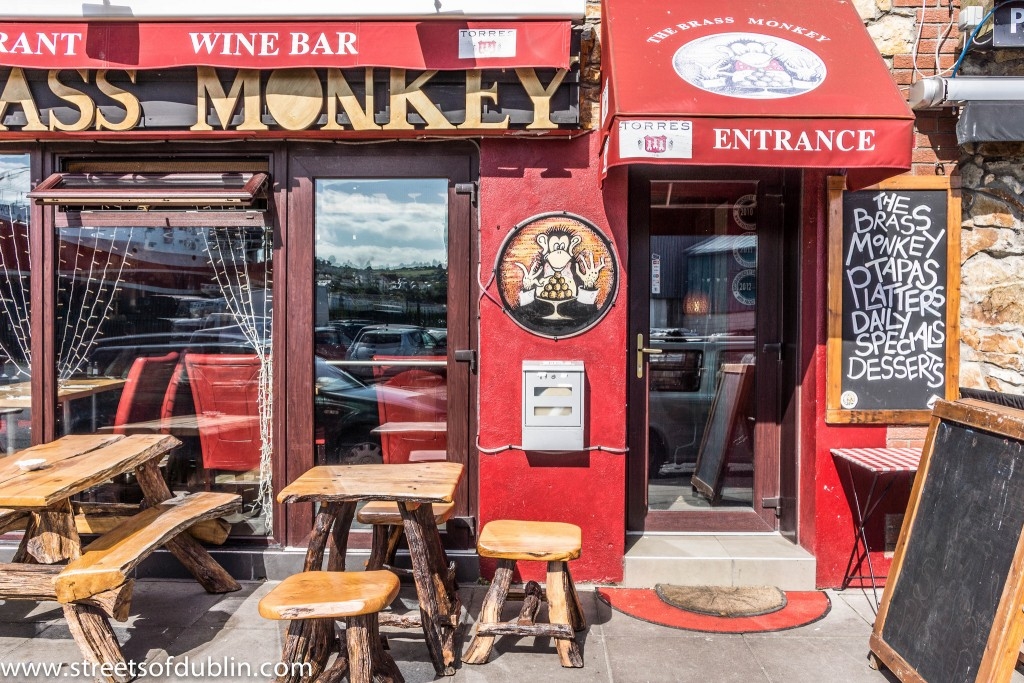 The Brass Monkey Restaurant, Howth Harbour | ©WilliamMurphy/Flickr