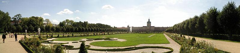 Schlossgarten Charlottenburg | © Babbsack/WikiCommons